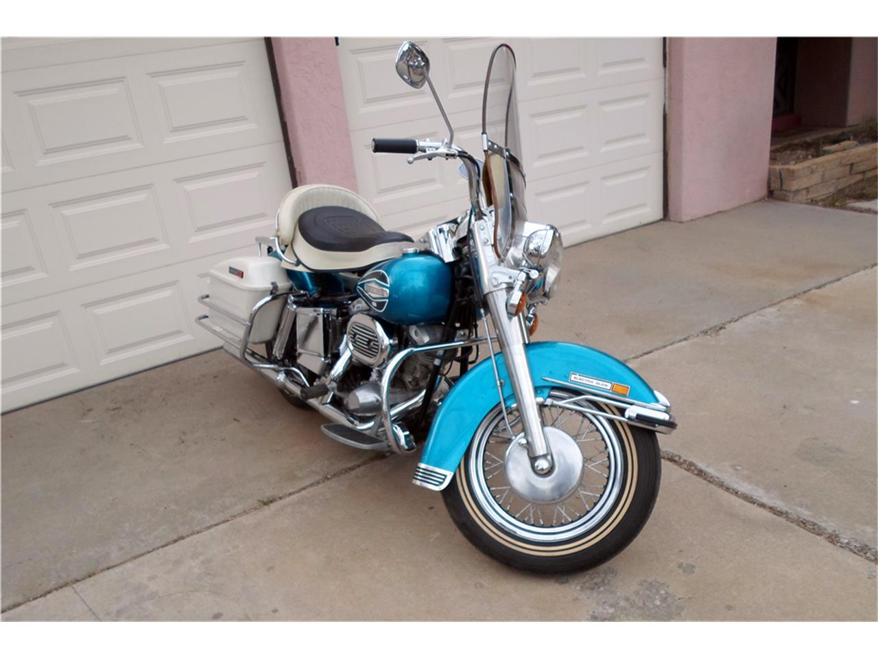 Picture of '71 Electra Glide - OB7R