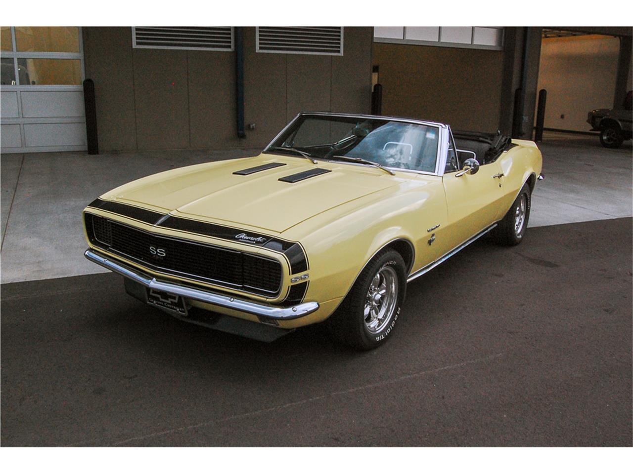 Picture of '67 Camaro - OB83