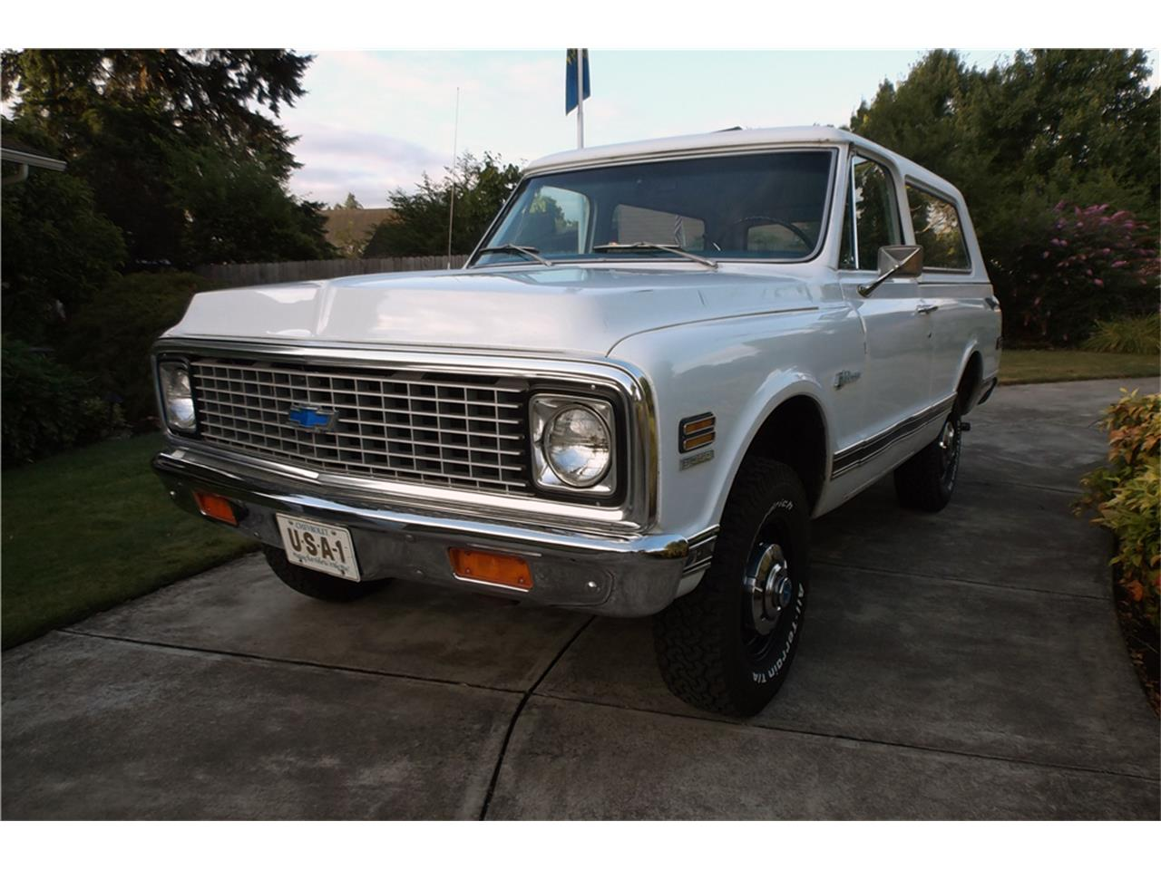 Picture of '72 Blazer - OB84