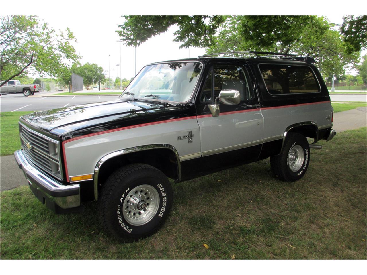 Picture of '84 Blazer - OB87