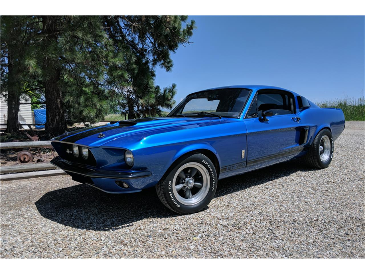 Picture of '67 Mustang - OB8T