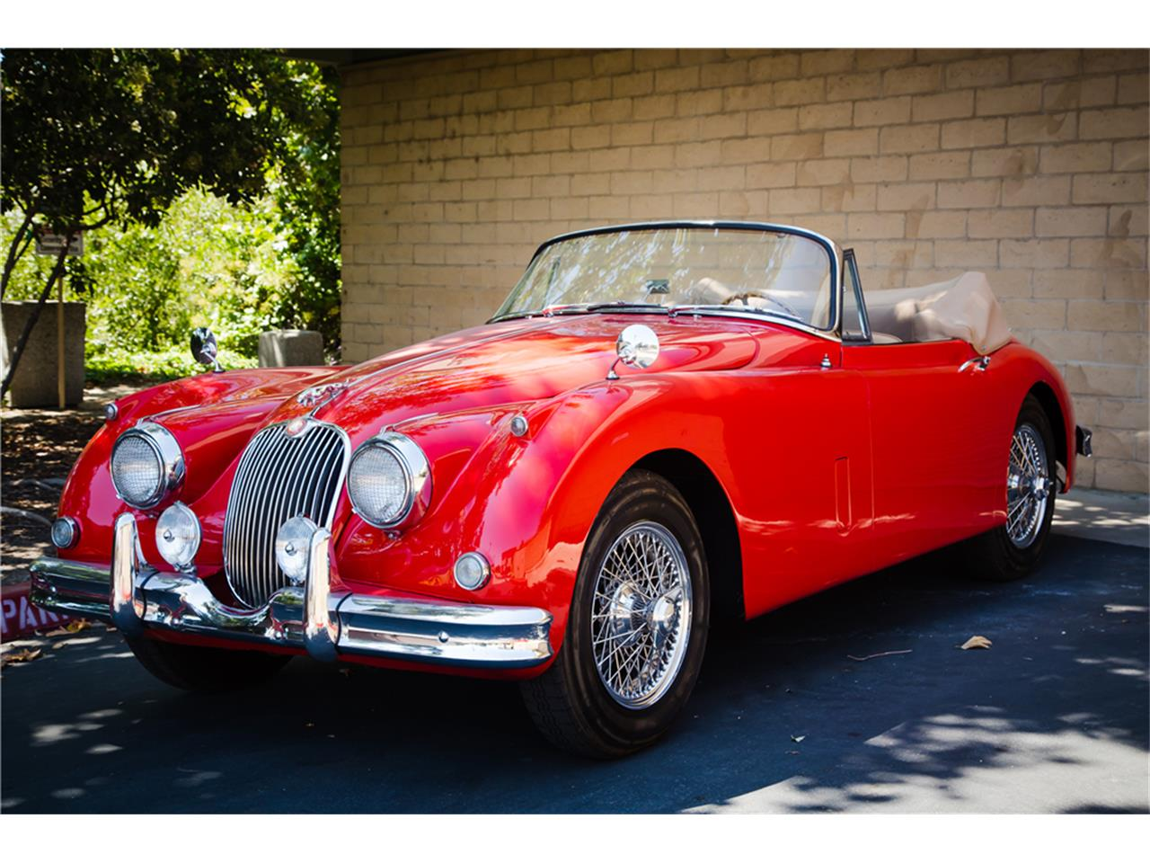 Picture of '59 XK150 - OB90