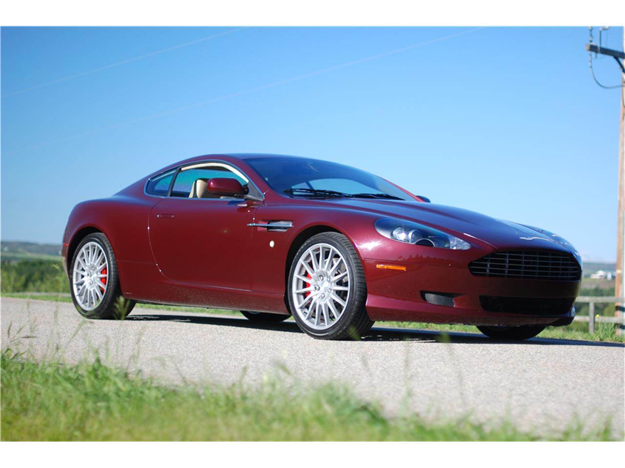 Picture of '05 DB9 - OB95