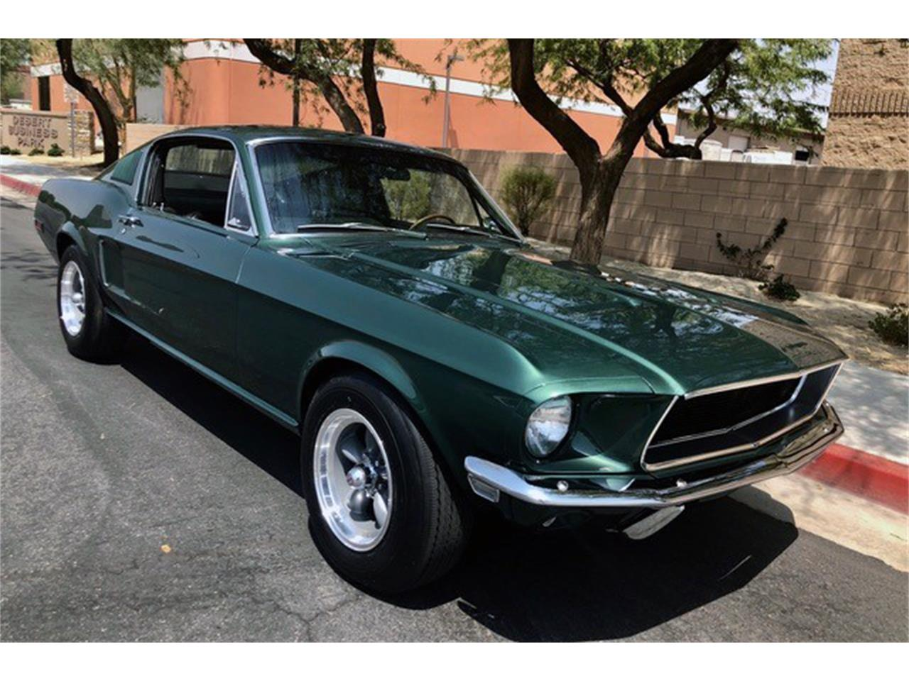 Picture of '68 Mustang - OB9S