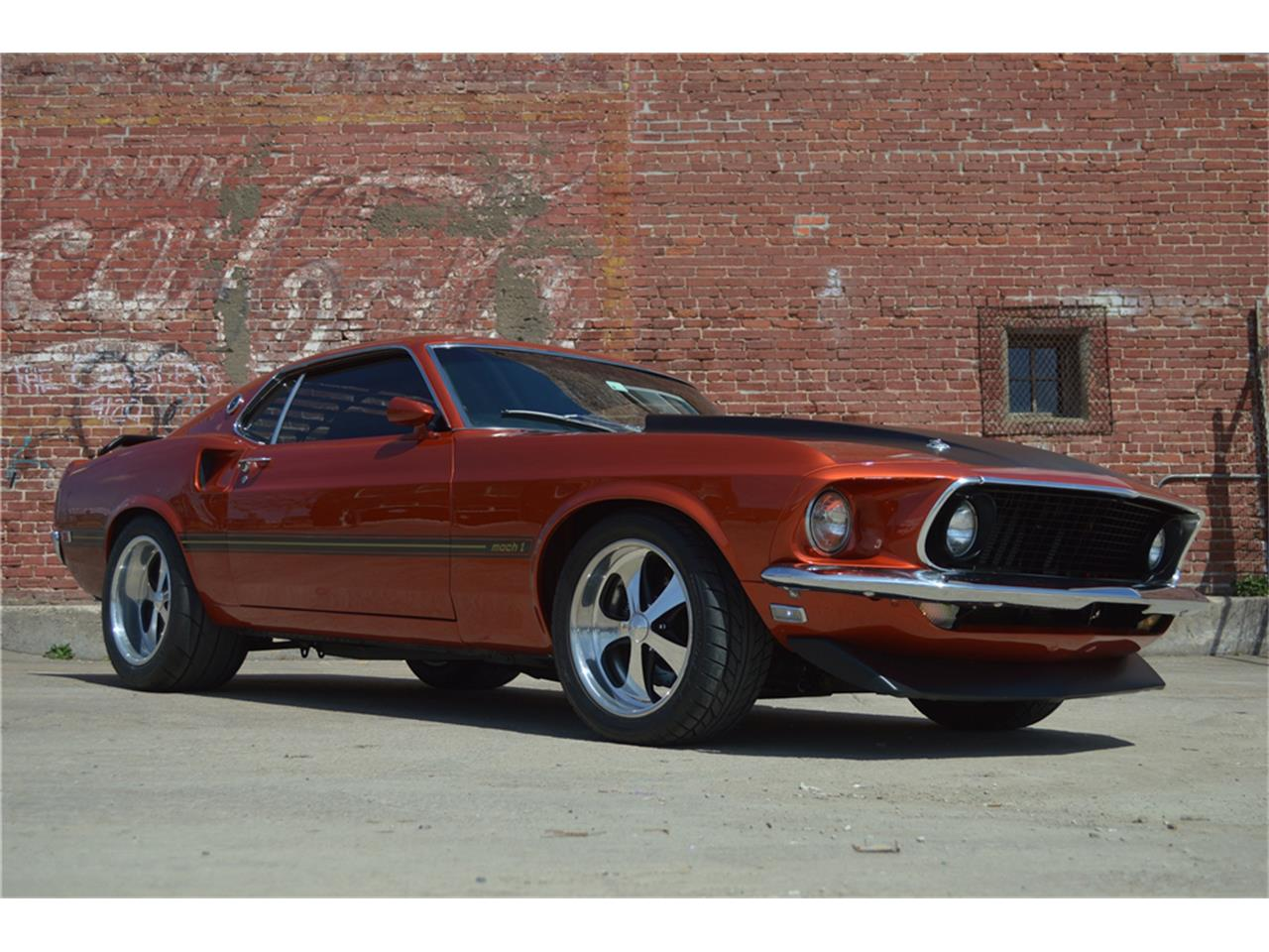 Picture of '69 Mustang - OB9T