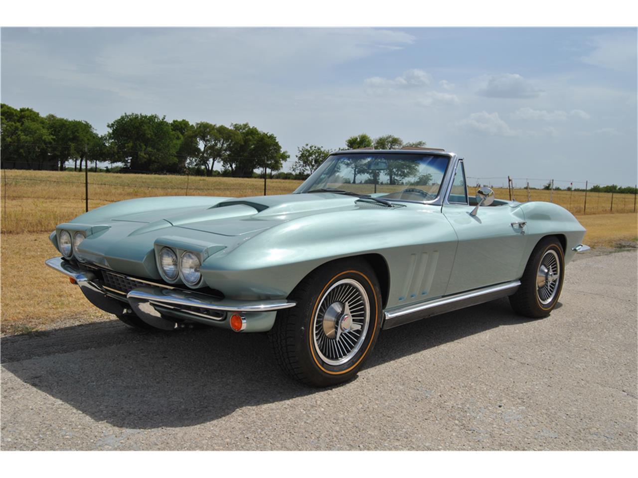 Picture of '66 Corvette - OB9W