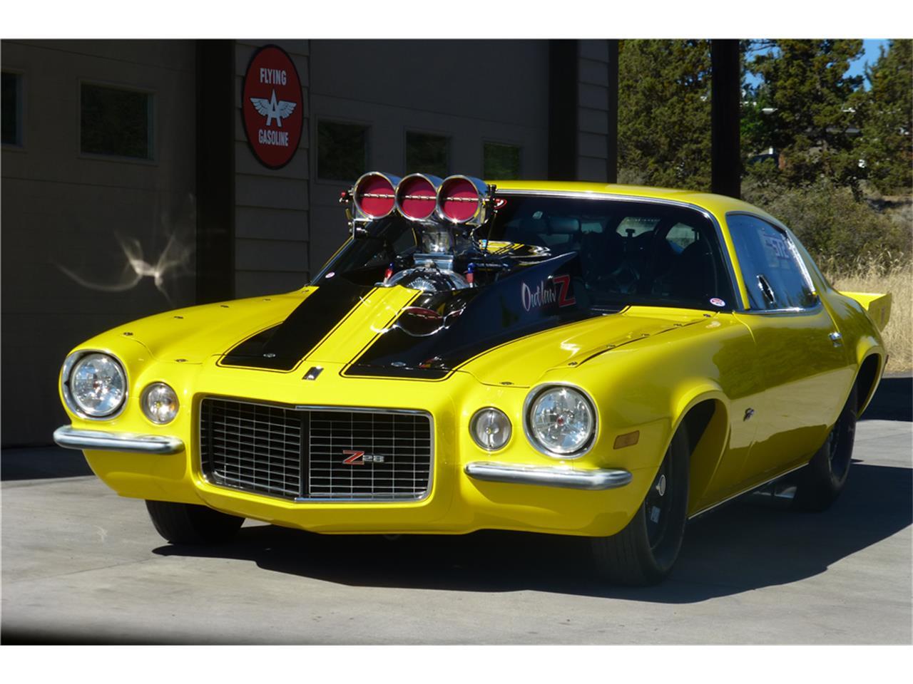 Picture of '71 Camaro - OBAT