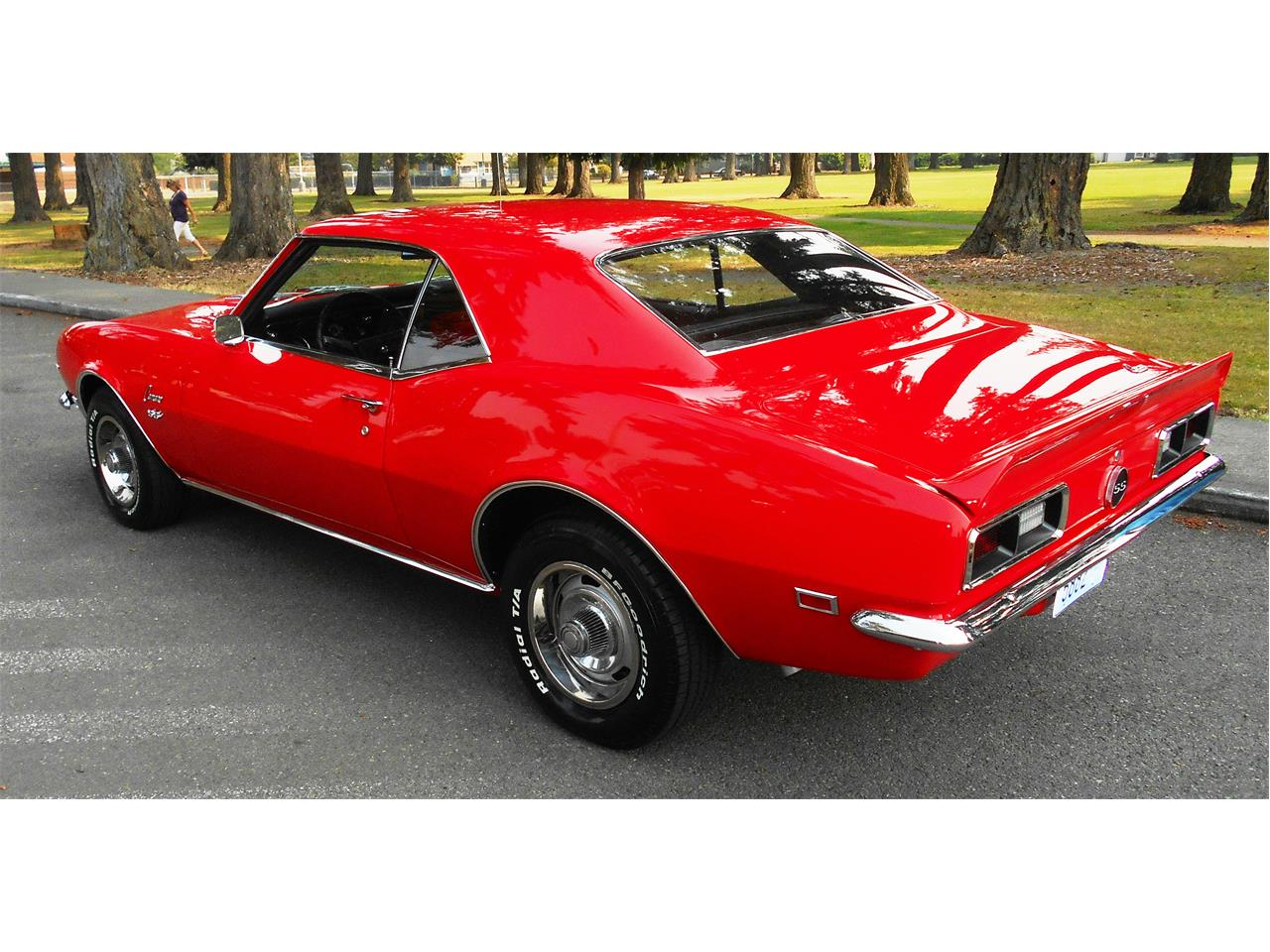 Large Picture of Classic '68 Camaro - $33,950.00 - OBAX