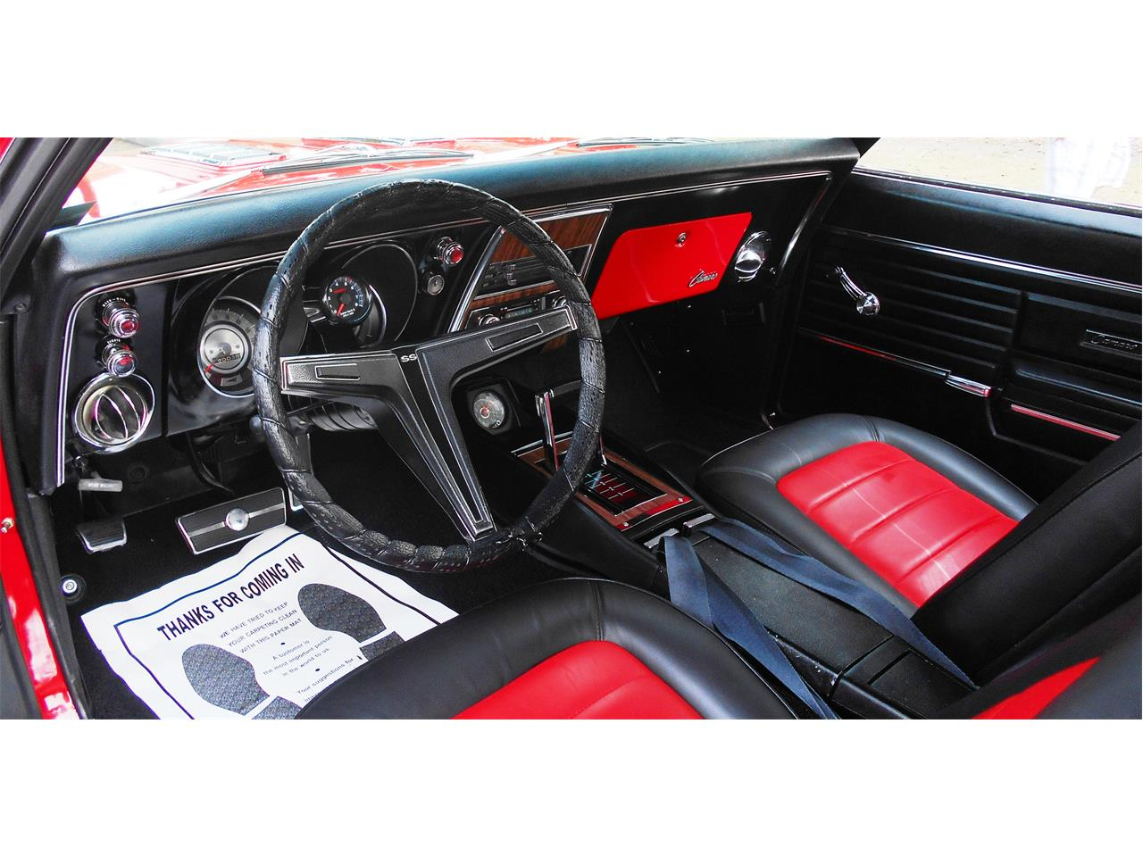 Large Picture of 1968 Camaro located in Tacoma Washington - $33,950.00 Offered by Austin's Pro Max - OBAX