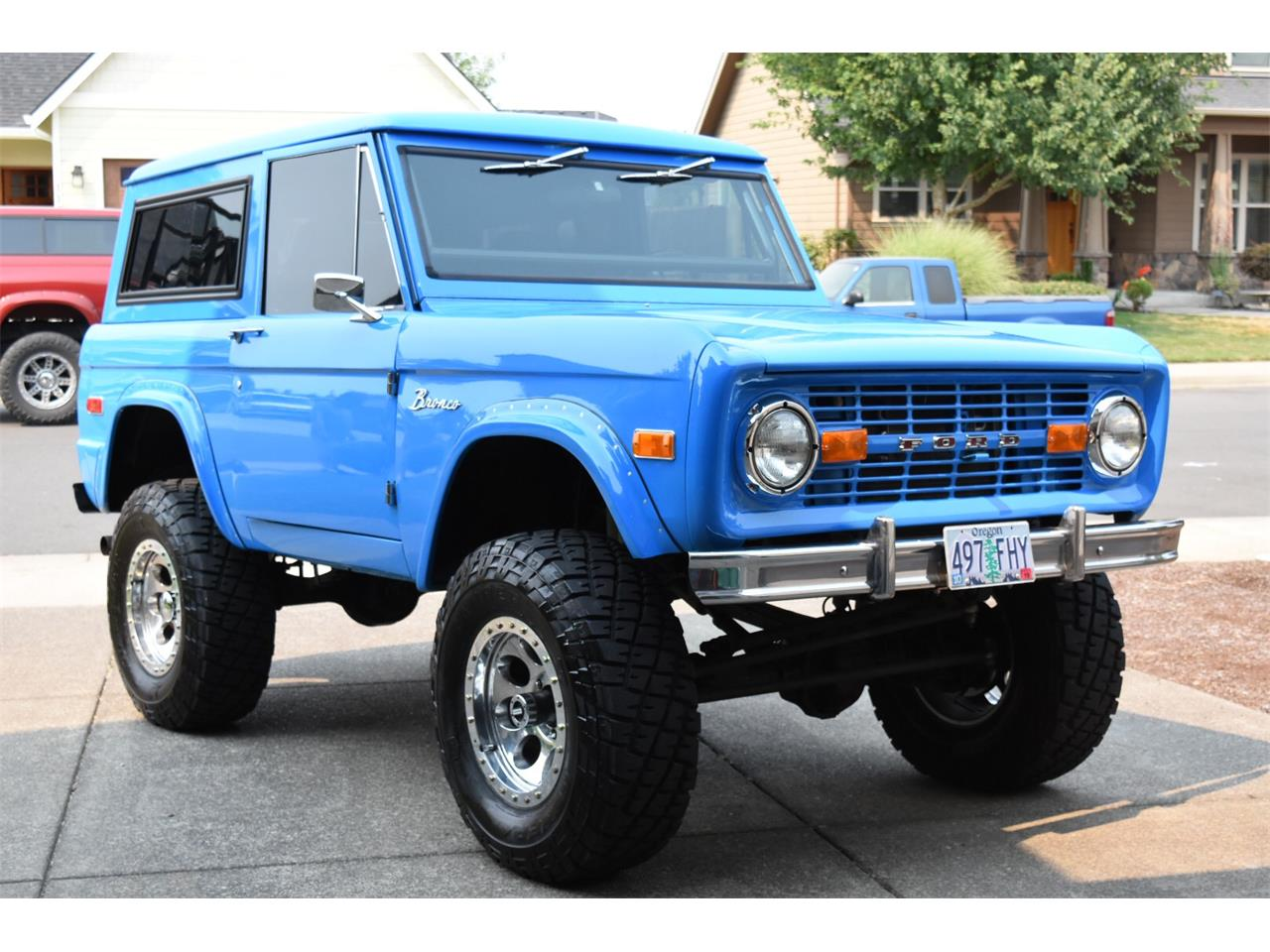 Picture of '73 Bronco - OBB1