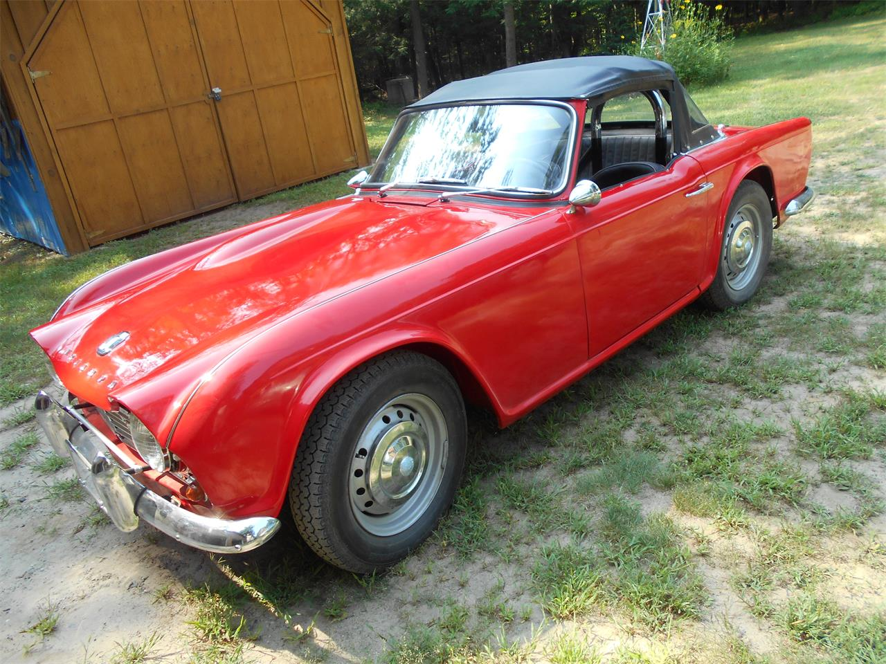 For Sale: 1964 Triumph TR4 in Oakville, Ontario