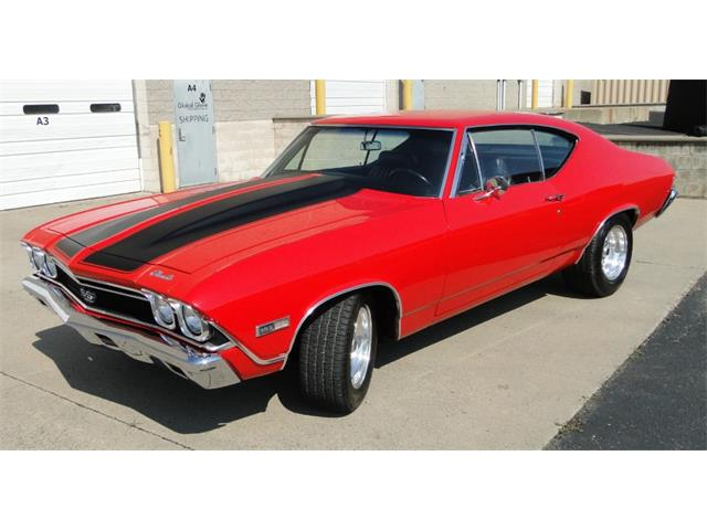 Picture of Classic 1968 Chevrolet Chevelle SS Offered by  - OBB5
