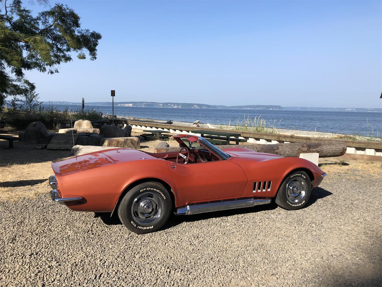 Picture of '68 Corvette - OBBE