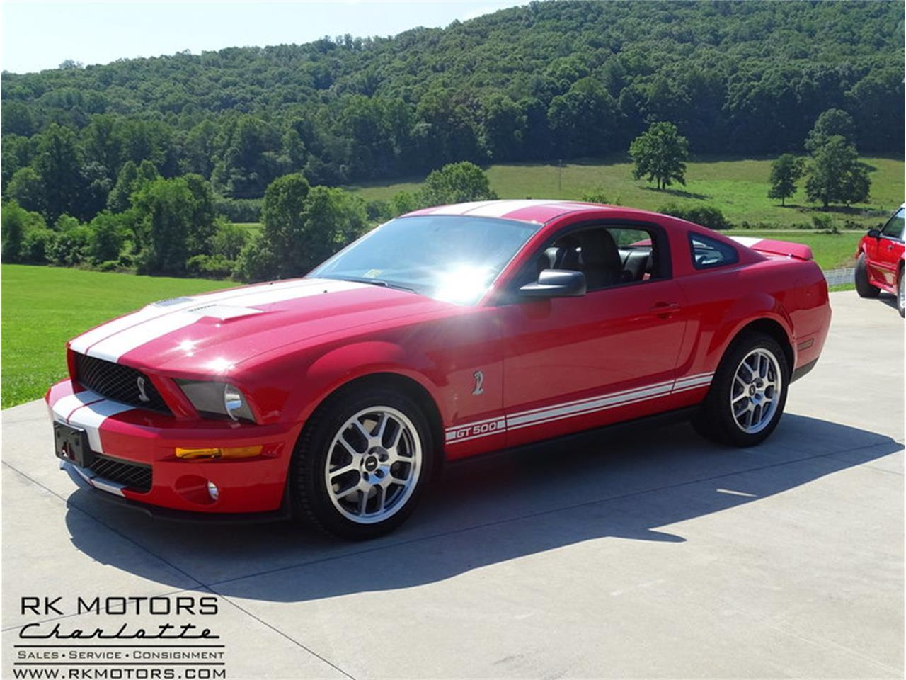 Picture of '07 Mustang - OBCL