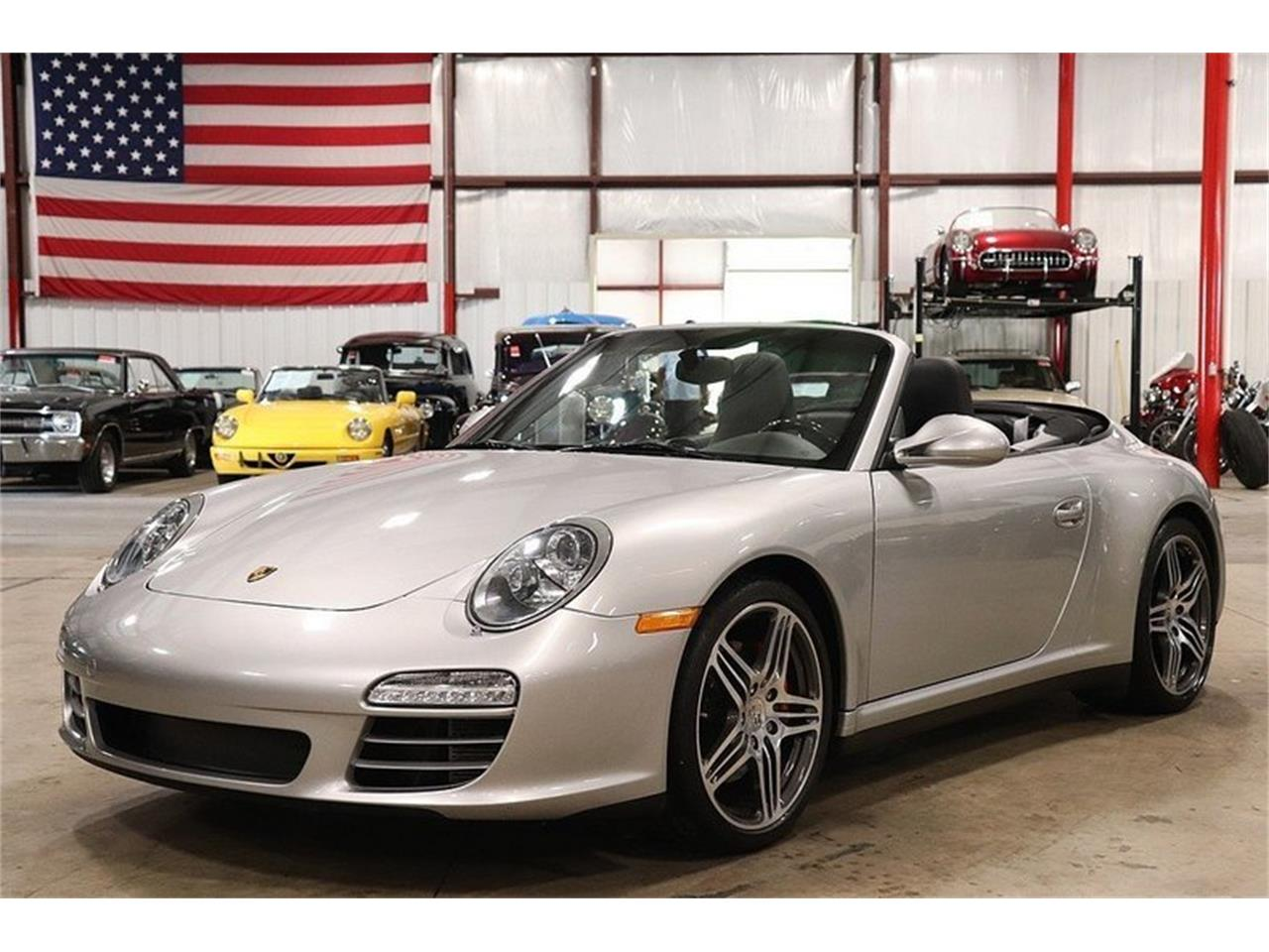 Picture of '09 911 Carrera 4S Cabriolet - OBCP