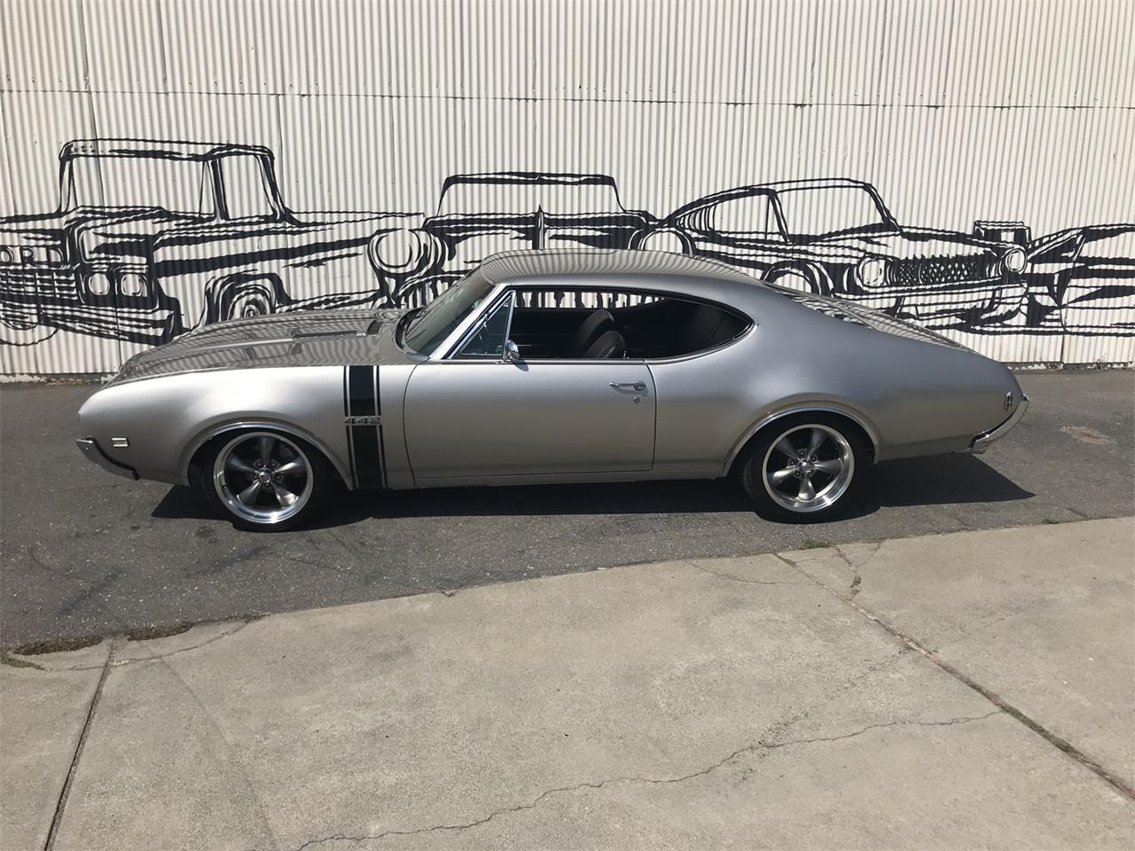 Large Picture of 1968 Oldsmobile 442 - $33,990.00 - OBCW