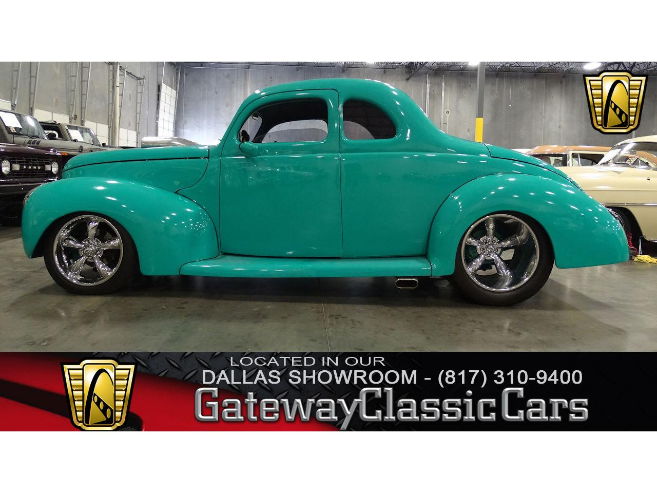 1940 Ford Coupe for Sale on ClassicCars.com