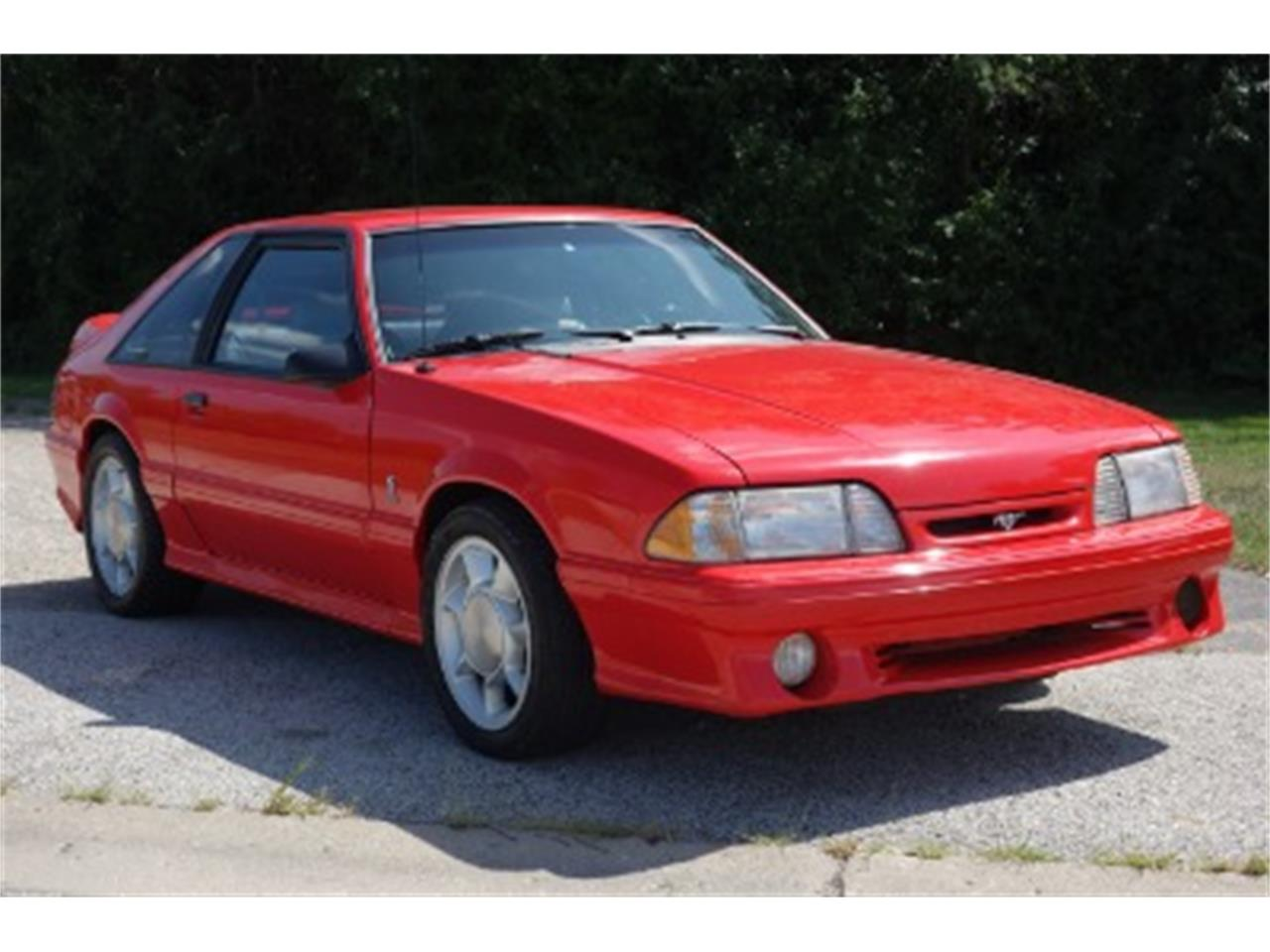Picture of '93 Mustang - OBDF