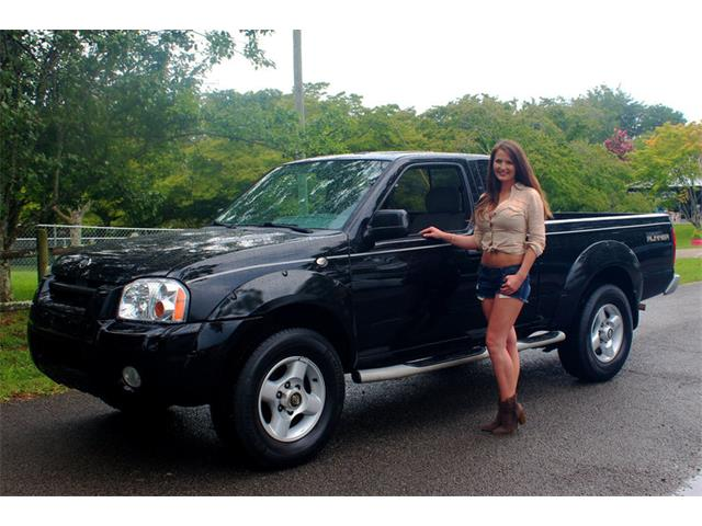 Picture of '01 Frontier - OBDN