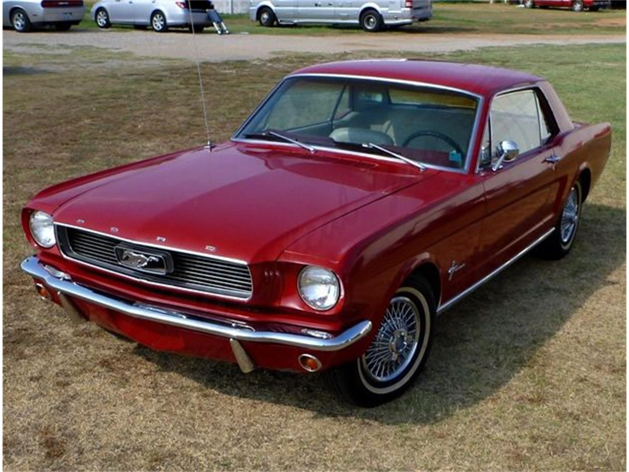 Picture of '66 Mustang - OBDO
