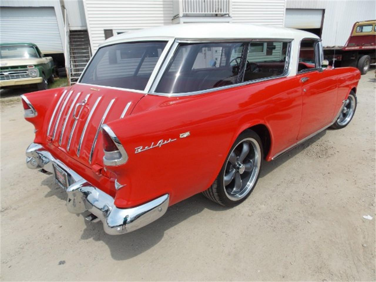 Large Picture of 1955 Nomad located in South Carolina Offered by Classic Cars of South Carolina - OBDX