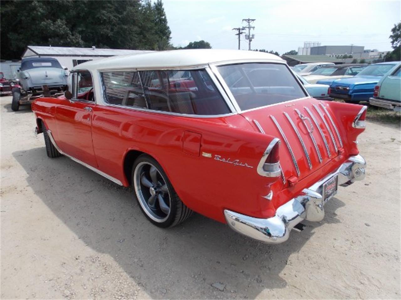 Large Picture of '55 Nomad - OBDX
