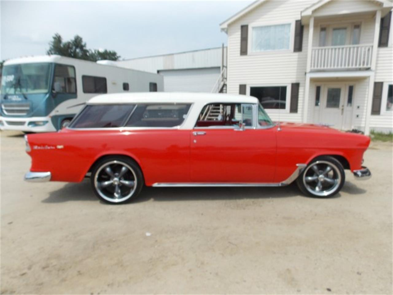 Large Picture of 1955 Nomad - $75,000.00 - OBDX