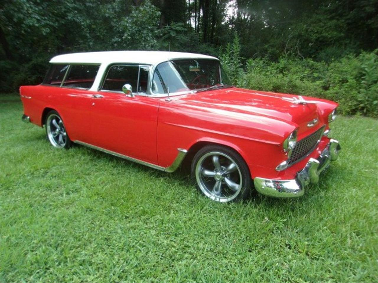 Large Picture of Classic '55 Nomad - $75,000.00 - OBDX