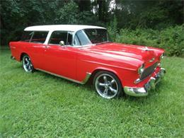 Picture of '55 Chevrolet Nomad located in South Carolina - $75,000.00 Offered by Classic Cars of South Carolina - OBDX