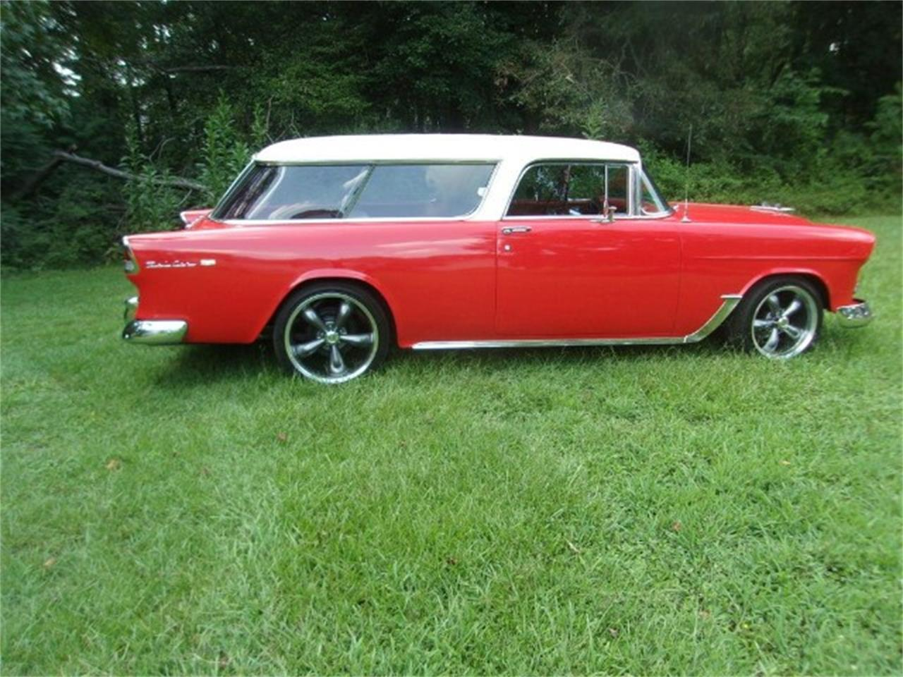 Large Picture of Classic 1955 Chevrolet Nomad - OBDX