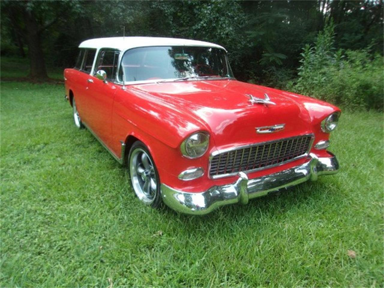 Large Picture of Classic 1955 Nomad located in South Carolina Offered by Classic Cars of South Carolina - OBDX
