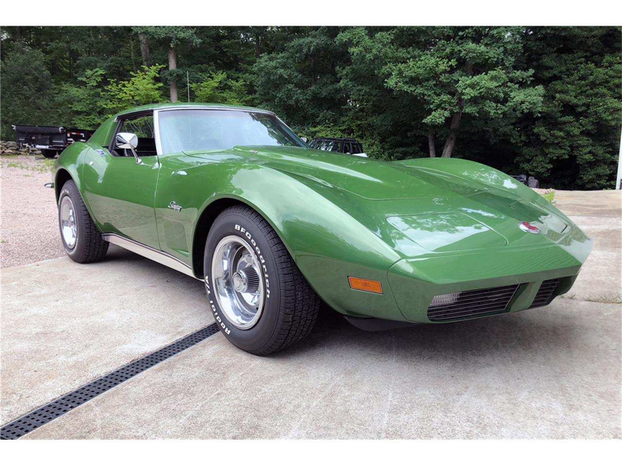 Picture of '73 Corvette - OBEA