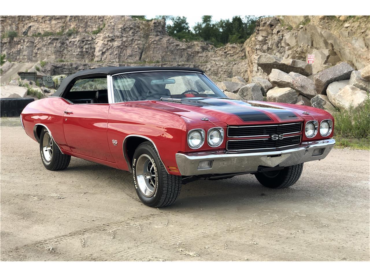 Picture of '70 Chevelle - OBEL