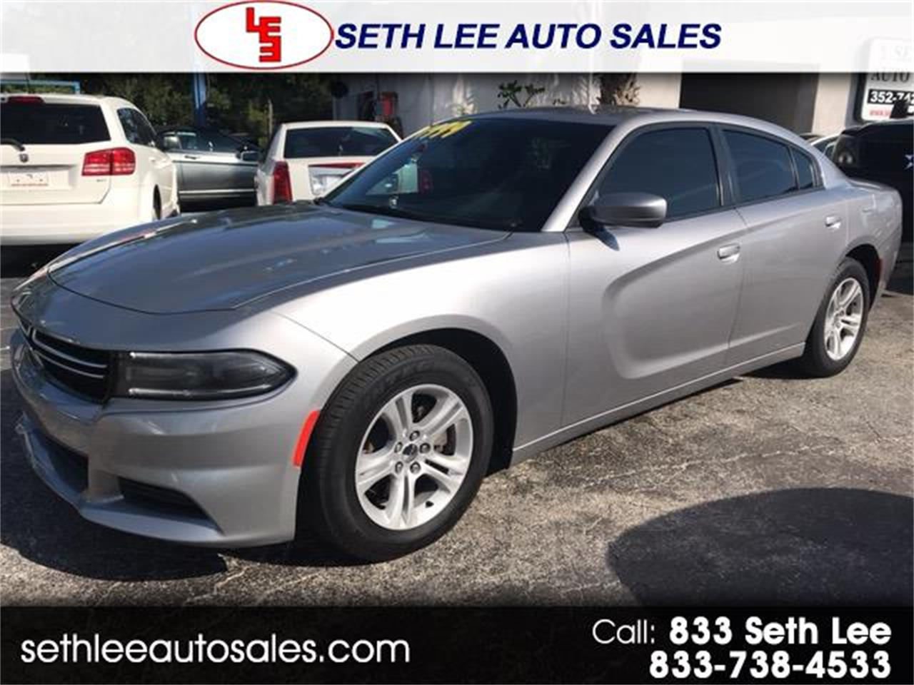 Picture of '15 Charger - OBEP