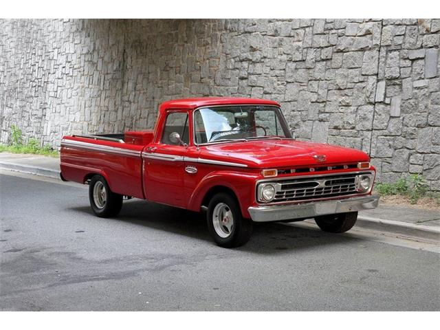 Picture of '66 F100 - OBF8