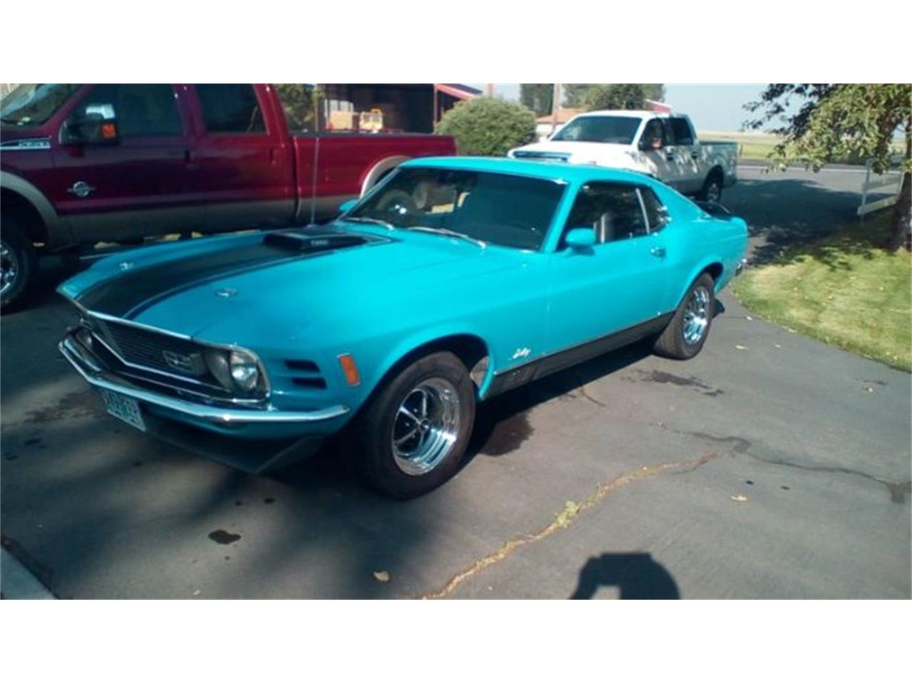 Picture of '70 Mustang - OBF9