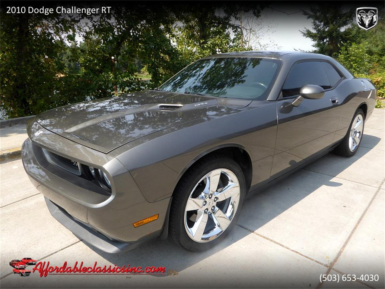 Picture of '10 Challenger R/T - OBFA