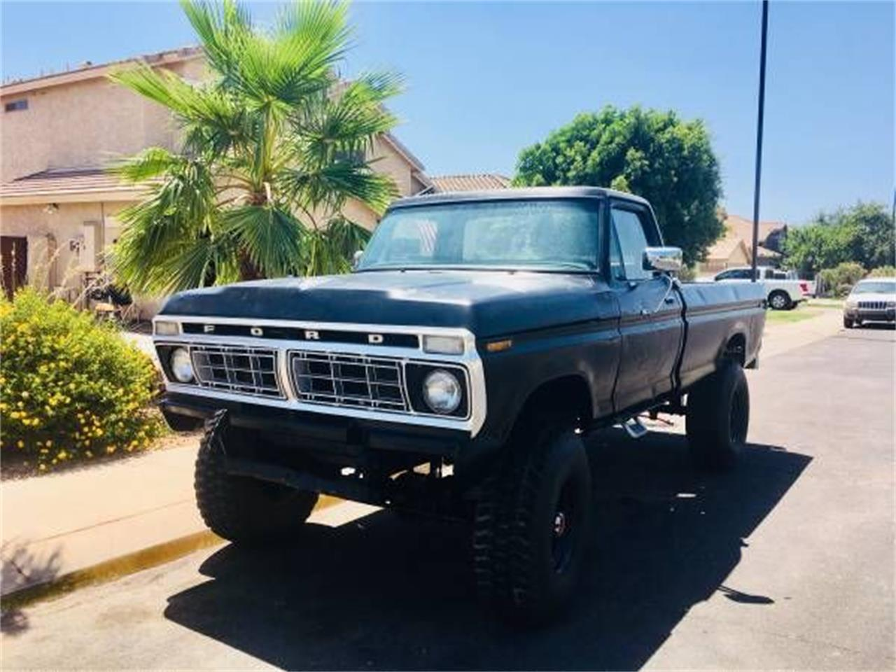 Picture of '78 F250 - OBFR
