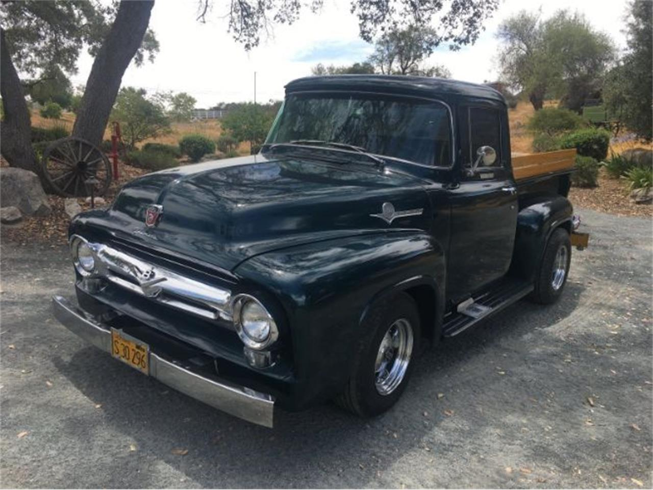 Classic Ford For Sale On Pg 246 Sort Asking 1964 F 250 Camper Special 1956 F150