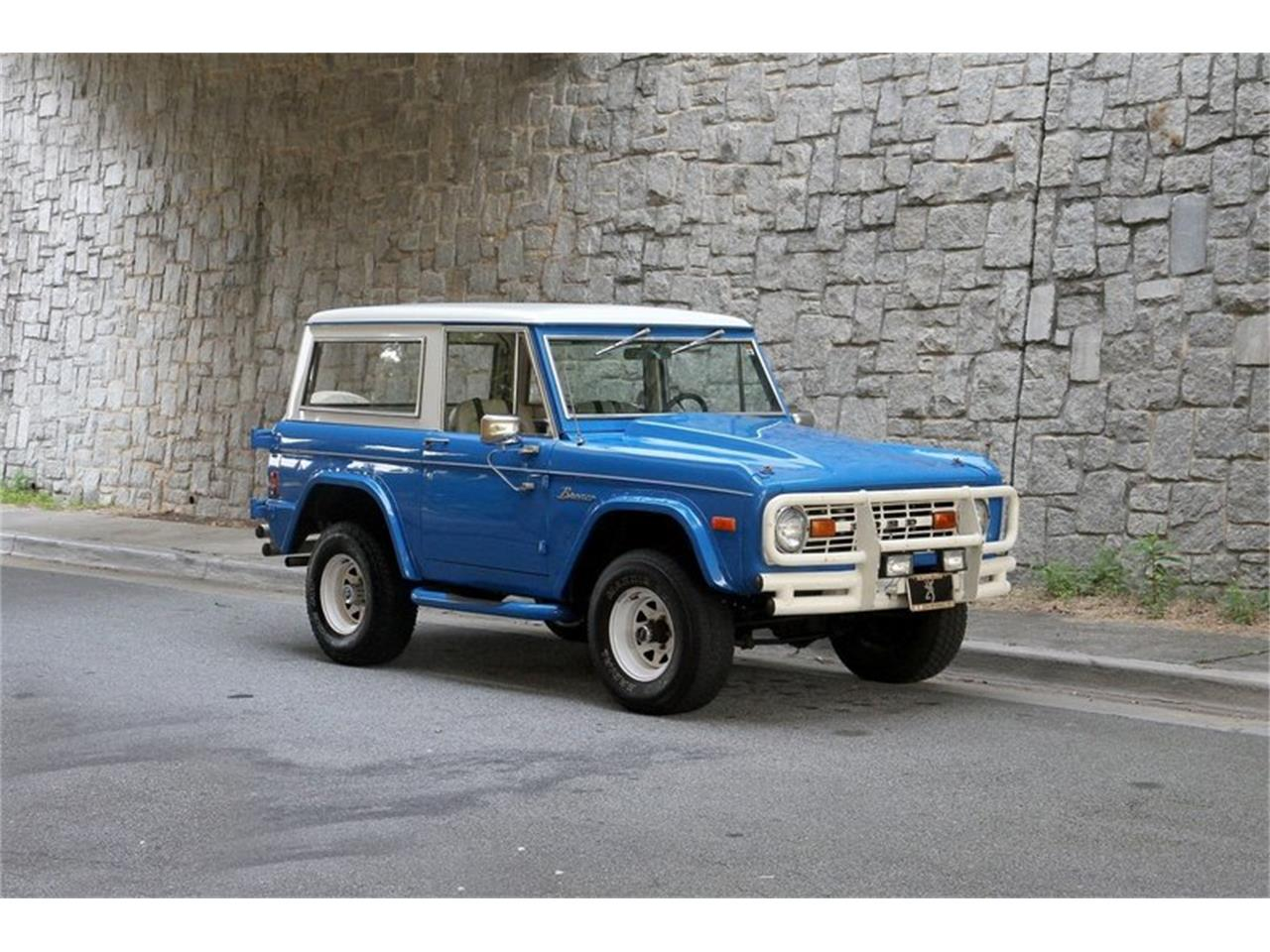 Picture of '77 Bronco - OBFV