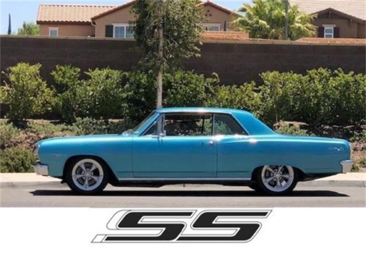Picture of '65 Chevelle - OBFX