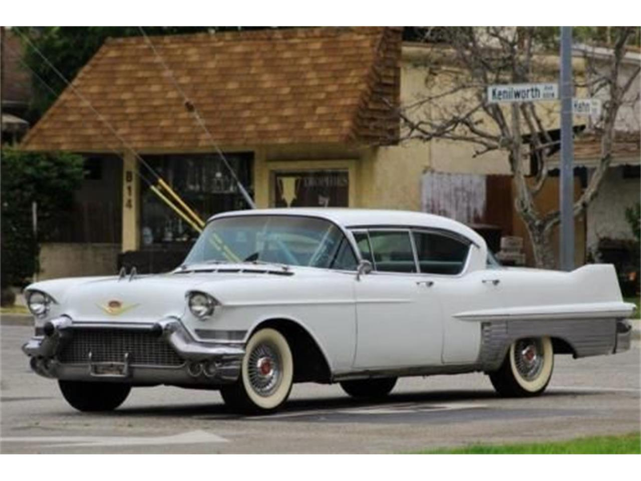 Classic Cadillac For Sale On Pg 25 Sort Asking 50s V8 Engine 1957 Series 60