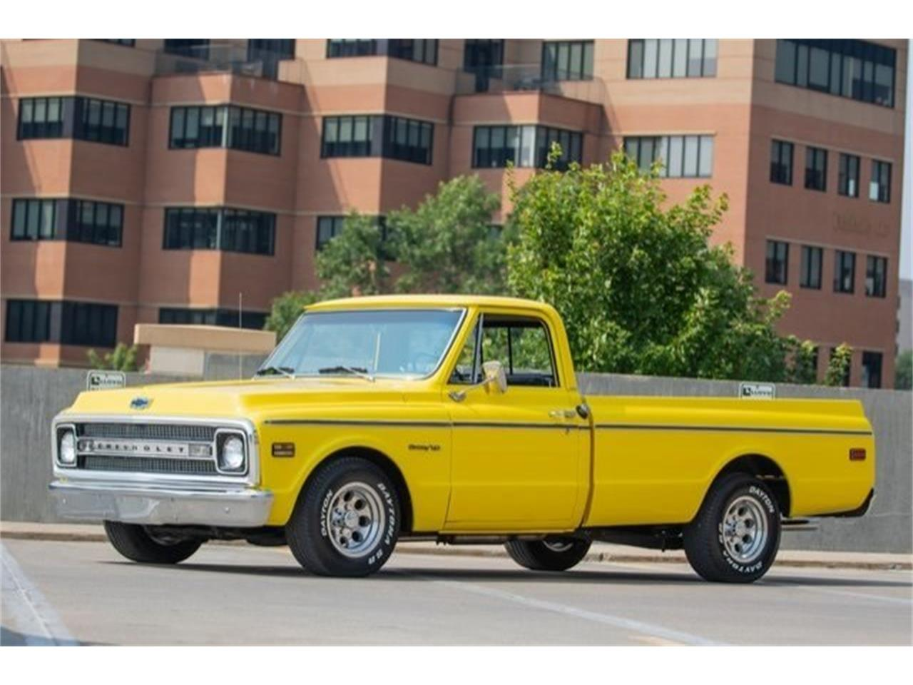 Picture of '71 C/K 10 - OBG0