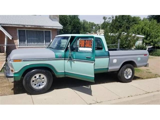 Picture of '78 Ford F150 - $7,495.00 Offered by  - OBG3