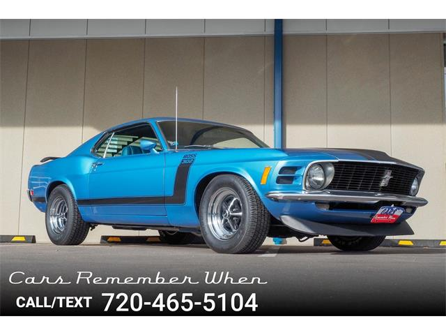 Picture of '70 Mustang - OBG6