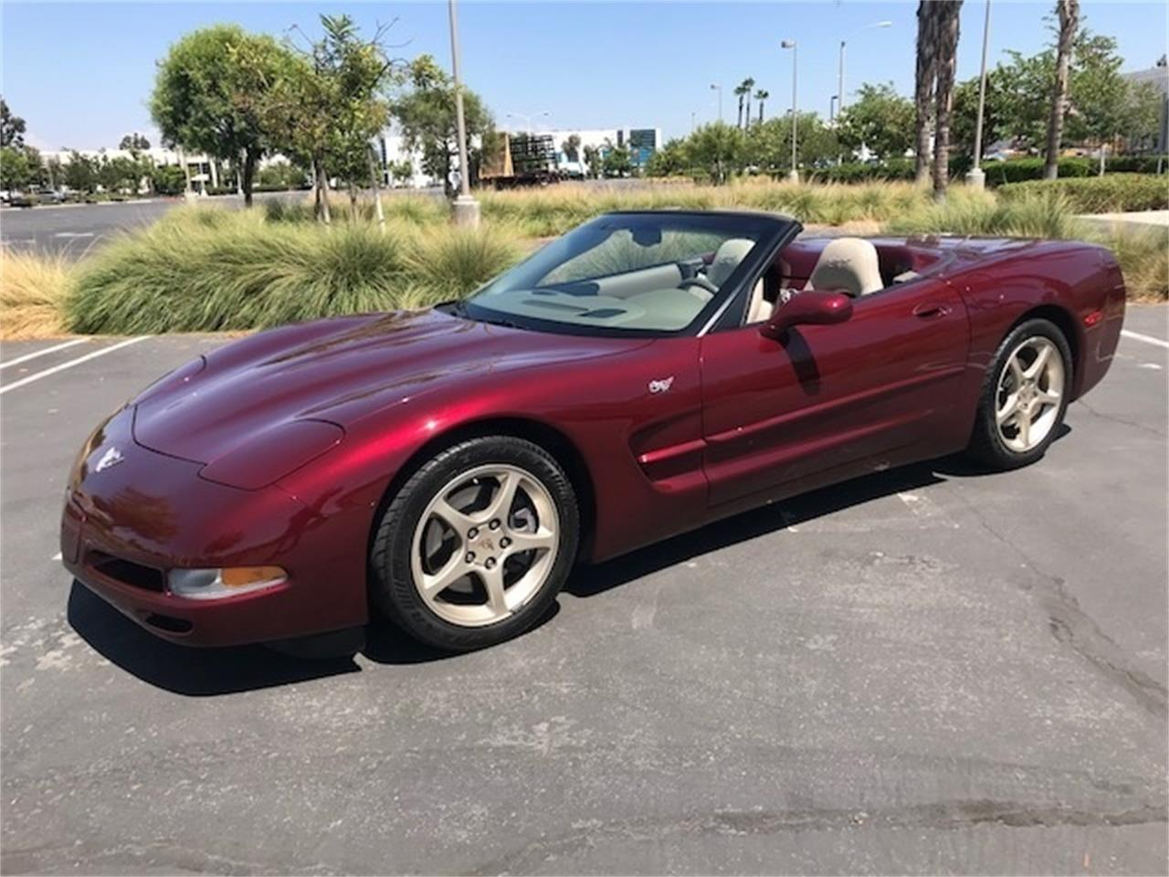 Picture of '03 Corvette - OBG8