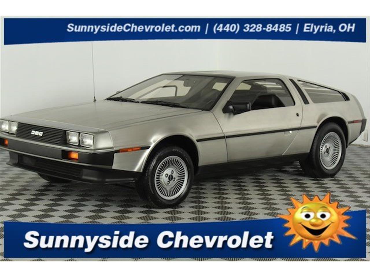 Classic DeLorean for Sale on ClassicCars.com