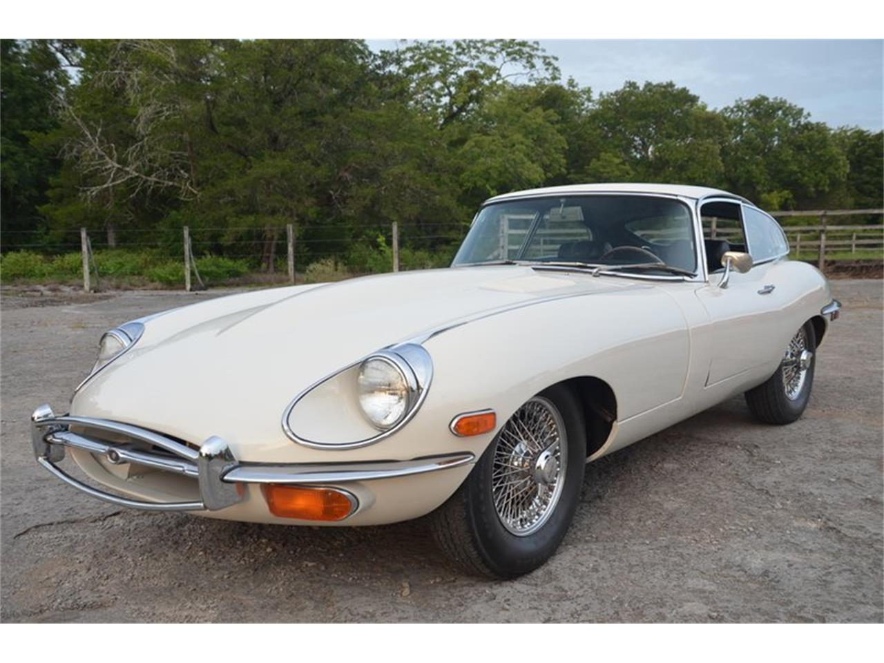 Large Picture of Classic 1971 E-Type Offered by Frazier Motor Car Company - OBGE