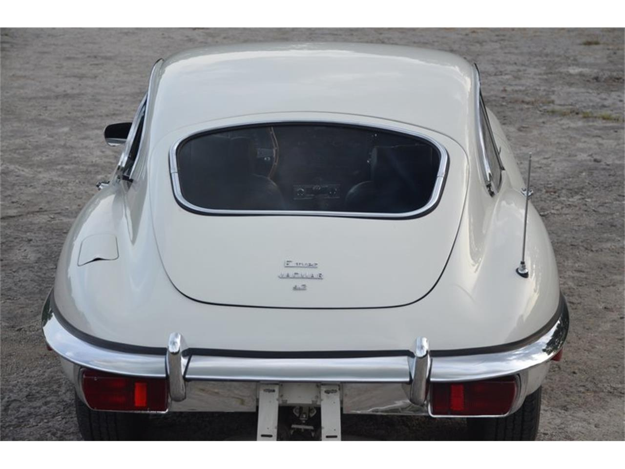 Large Picture of Classic 1971 Jaguar E-Type Offered by Frazier Motor Car Company - OBGE