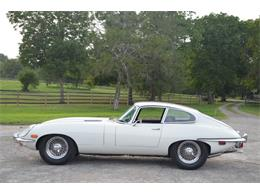 Picture of 1971 Jaguar E-Type located in Lebanon Tennessee Offered by Frazier Motor Car Company - OBGE